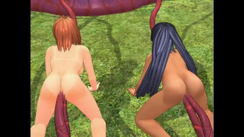 Knight of Flames 3D Porno