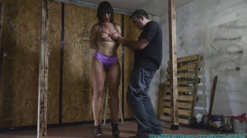 Bondage Get Together with Yvette Xtreme 1 BDSM