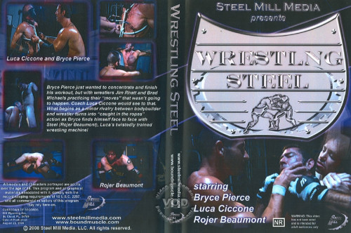 Wrestling Steel Gay BDSM