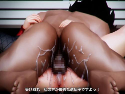 Haruhi Suzumiya 2013 3D Porno