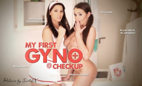DOWNLOAD from FILESMONSTER: porn games My first gyno checkup