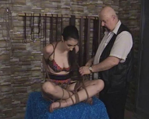 TB – Natalie Ball Tied Part 1