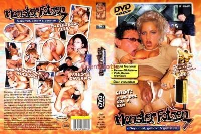 Monster Fotzen 7 Sex Extremals
