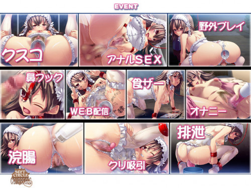 [H-GAME] H -HARD CORE- Anime and Hentai