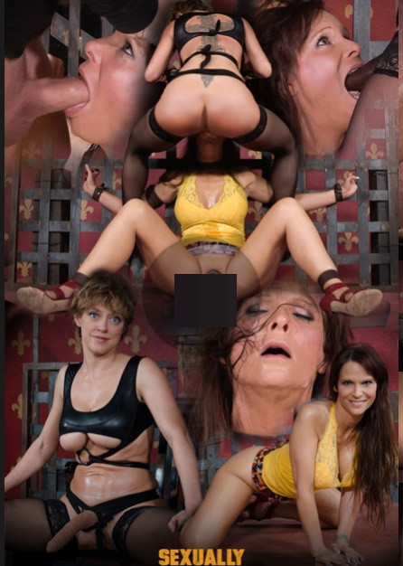 DOWNLOAD from FILESMONSTER:  BDSM Extreme Torture  Syren De Mer   Hot Cougar is Bound