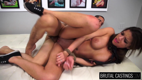 DOWNLOAD from FILESMONSTER: extremals BrutalCasting #0004 Carrie Brooks