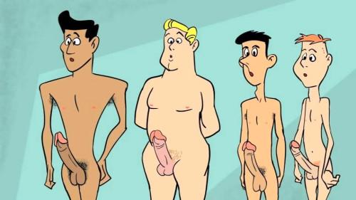Animan Sex Ed, A Guy's Best Friend Cartoons