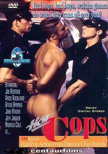 Hot Cops vol.1 Bustin' Loose Gay Movie