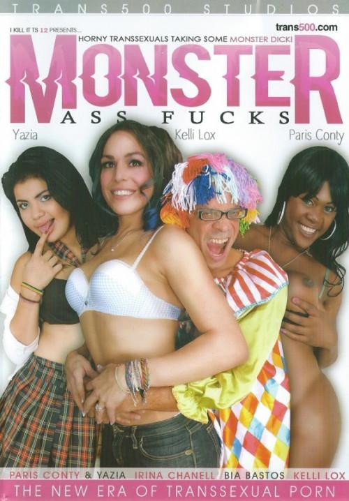 I K ill It TS Part 12 Monster Ass Fucks (2015) Shemale