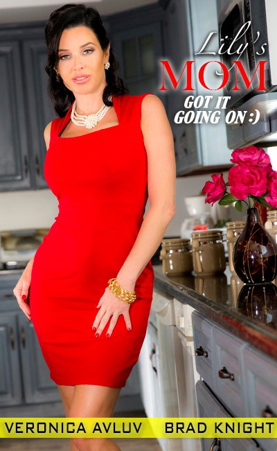 Veronica Avluv – Lily's Mom Got It Going On – 1080p