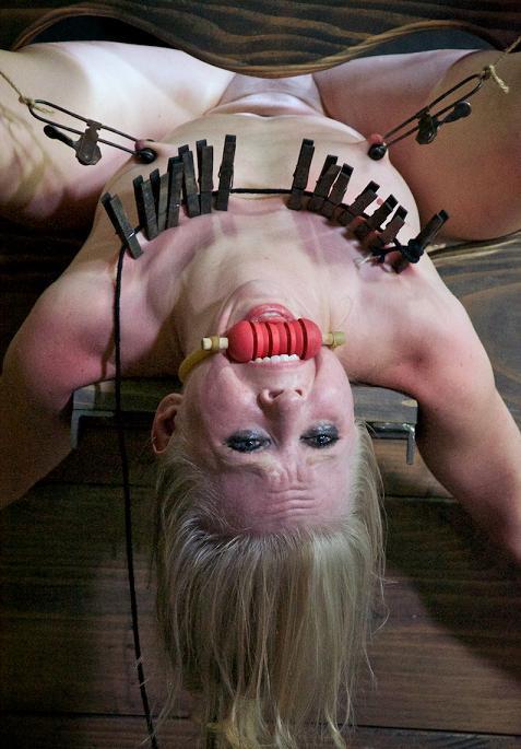 Bondage Ballerina in Action Part 2 BDSM