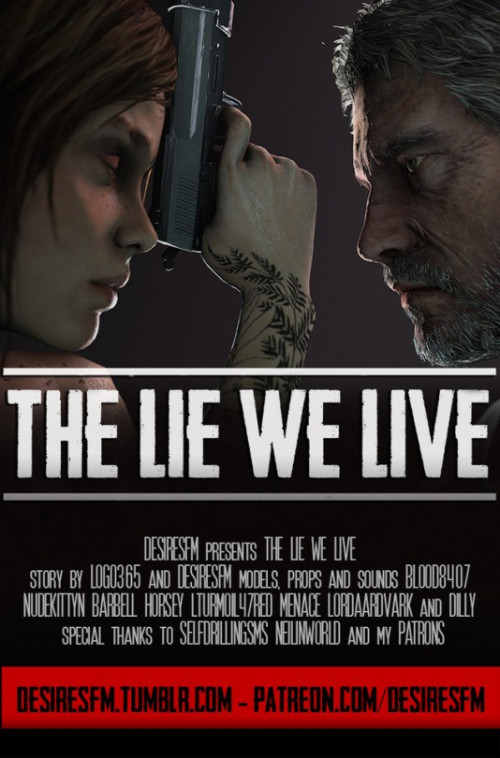 DesireSFM – The Lie We Live (2017) 720p
