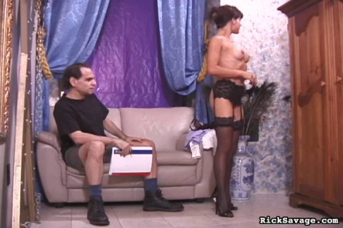 Rick Savage - Secretary Bondage 5 Liz BDSM