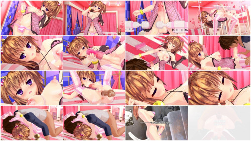 Futanari Mifuyu's Ultra Naughty Webcam Show 3D Porno