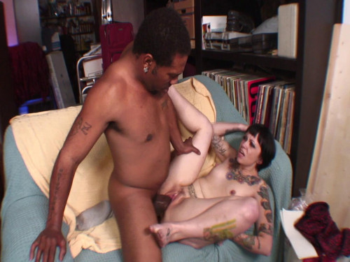 DOWNLOAD from FILESMONSTER: interracial Tattooed bitch Daisy Sparks fucked by Shorty