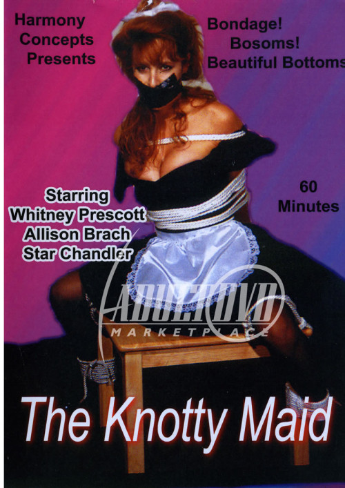 HarmonyConcepts The knotty maid BDSM