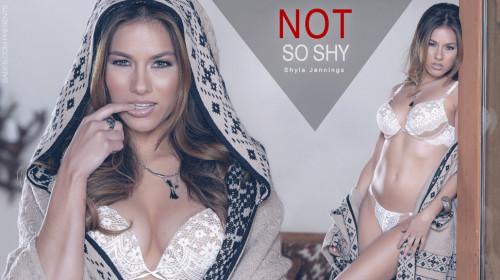 Babes Shyla Jennings – Not So Shy 1080p