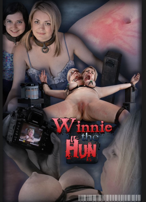 Winnie the Hun Part 1 – Winnie Rider, Amy Faye