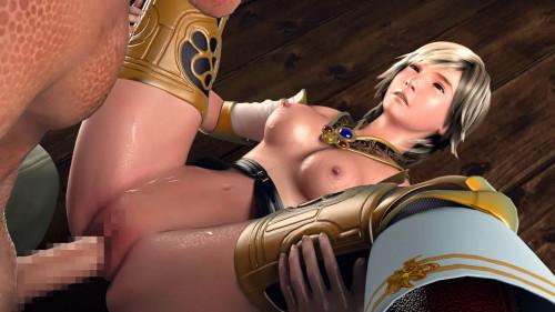 Yen Anime 3D Porno