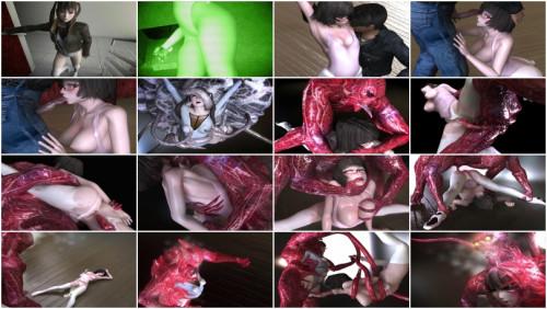Little ballerina Hina 3D HD-Video 2013 3D Porno