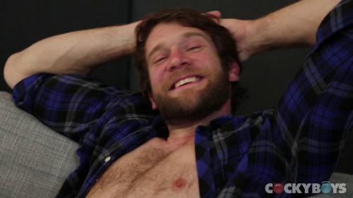 Colby Keller & the Camera Man Gay Solo