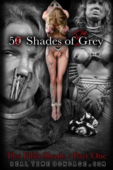RealTimeBondage Rain DeGrey 5 Shades of DeGrey: The Fifth Shade Part One BDSM