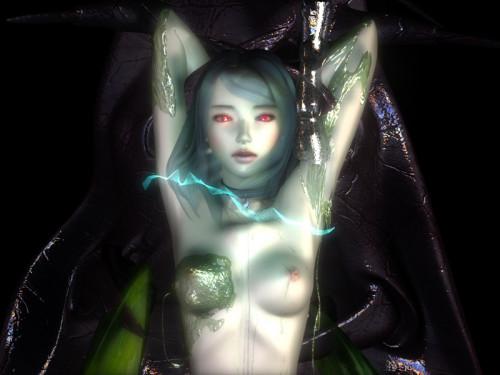 BioseekerMovie Series: Scene 2 Mucus Parasite version1.01 3D Porno