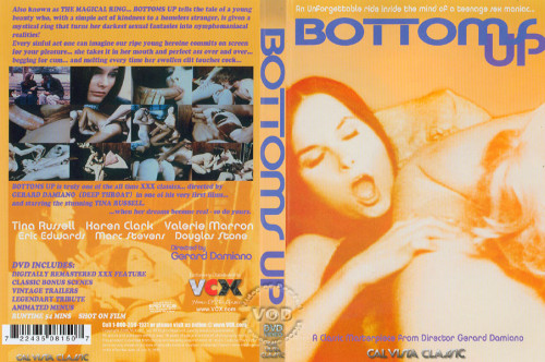 Bottoms Up (The Magical Ring)
