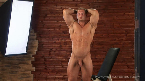 Alex Velky Session Stills (2013) Gay Solo