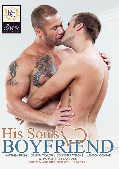 His Soun's Boyfriend Gay Porn Movie