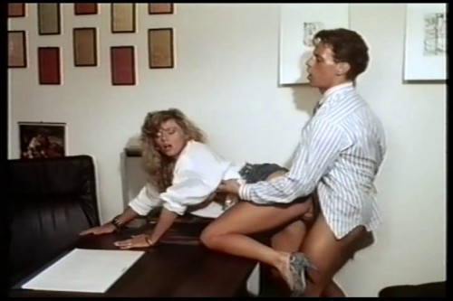 On My Lips(1988) Vintage Porn