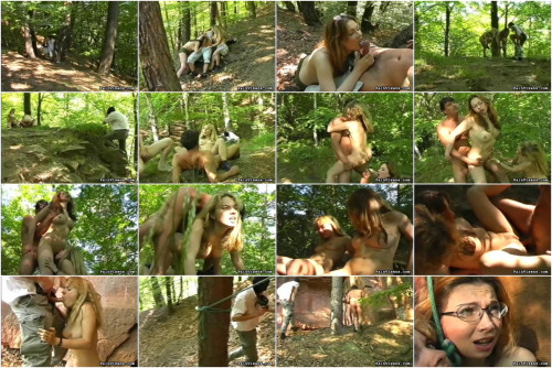 DOWNLOAD from FILESMONSTER: bdsm PainVixens Abuse in the woods