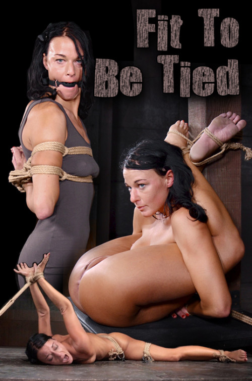 HT - London River and Jack Hammer - Fit To Be Tied - Mar 25, 2015 BDSM