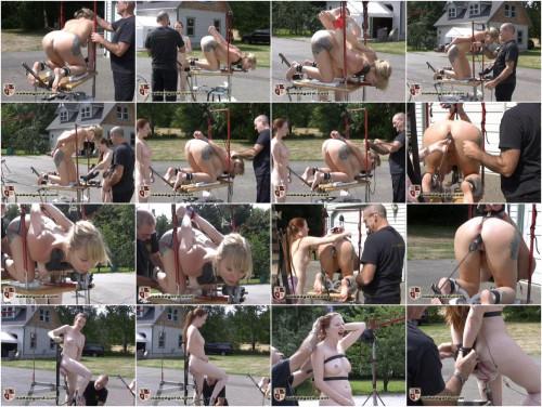 NakedGord-Junkyard Fucking Machine Part 1(26 Mar 2010) BDSM