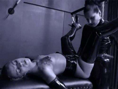 Herrin Silvia - Best Of Dildo BDSM