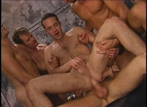 DOWNLOAD from FILESMONSTER: gay full length films All Worlds Video – Gang of 13 (1998)