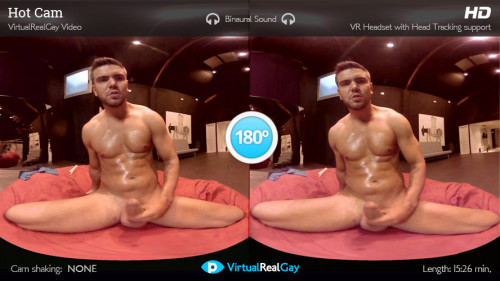 Virtual Real Gay - Hot Cam (Android/iPhone) Gay 3D stereo