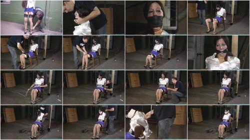 Cruel Gag after Gag for Litterbug McBitch - Part 1 BDSM