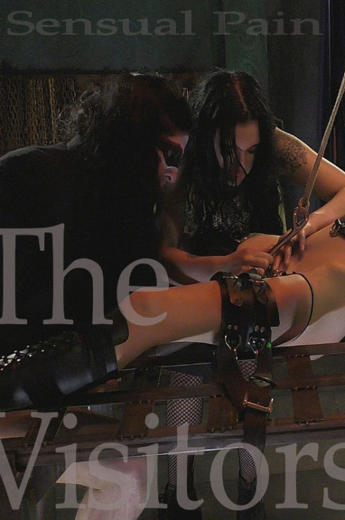 Sensualpain - Oct 26, 2016 - The Visitors - Abigail Dupree, Master James BDSM