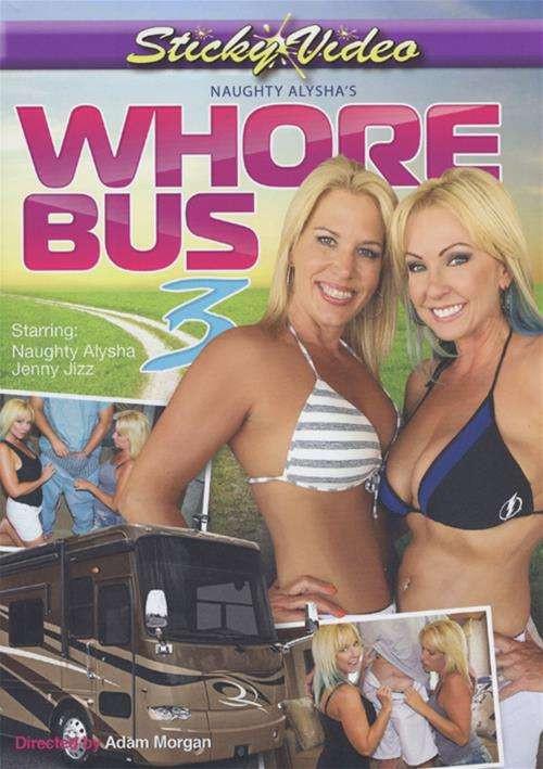 Naughty Alyshas Whore Bus vol.3