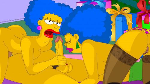 The Simpsons - Happy New Year! Cartoons