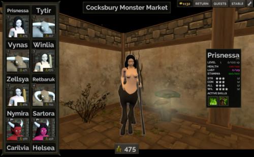 Pillars of Perversion Porn games
