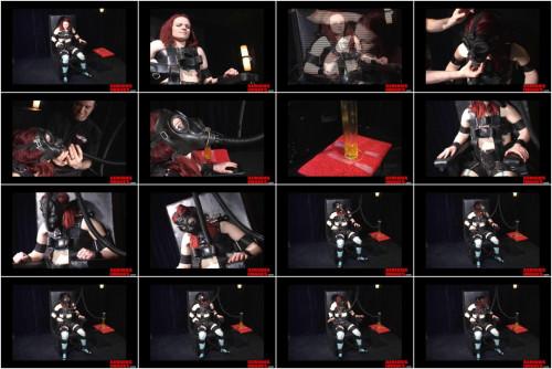 Clair Adams Meets The Sbi Bondage Chair Part 2