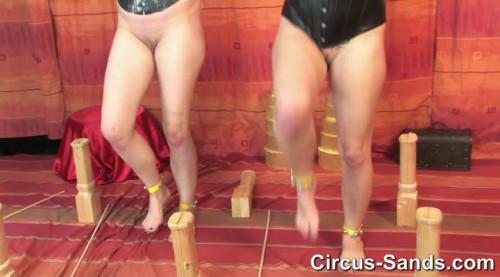 Ponygirls Jane and Kasha part 2 BDSM