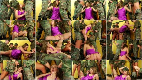 Army hole!