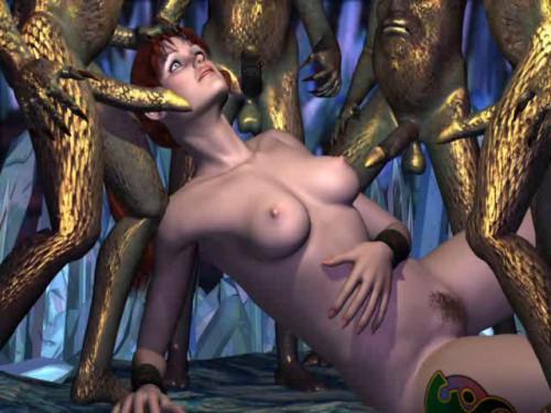 Pornomation 2 3D Porno