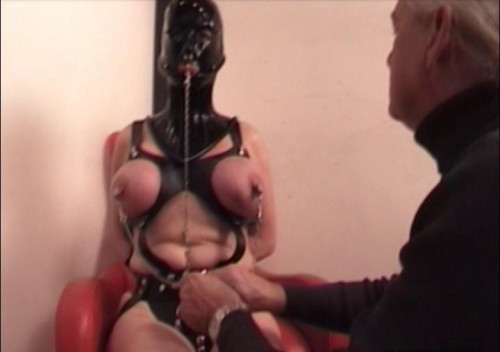 Leathers And Venus Demila BDSM