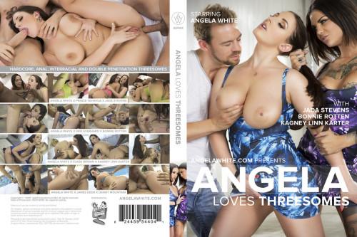 Angela Loves Threesomes HD Full-length films
