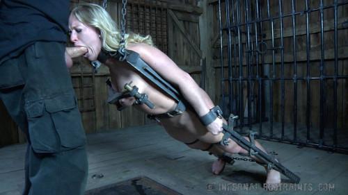 IR - Exposed (BONUS) - Blonde Dia Zerva - March 17, 2015 - HD BDSM