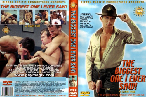 The Biggest One I Ever Saw! Gay Movies